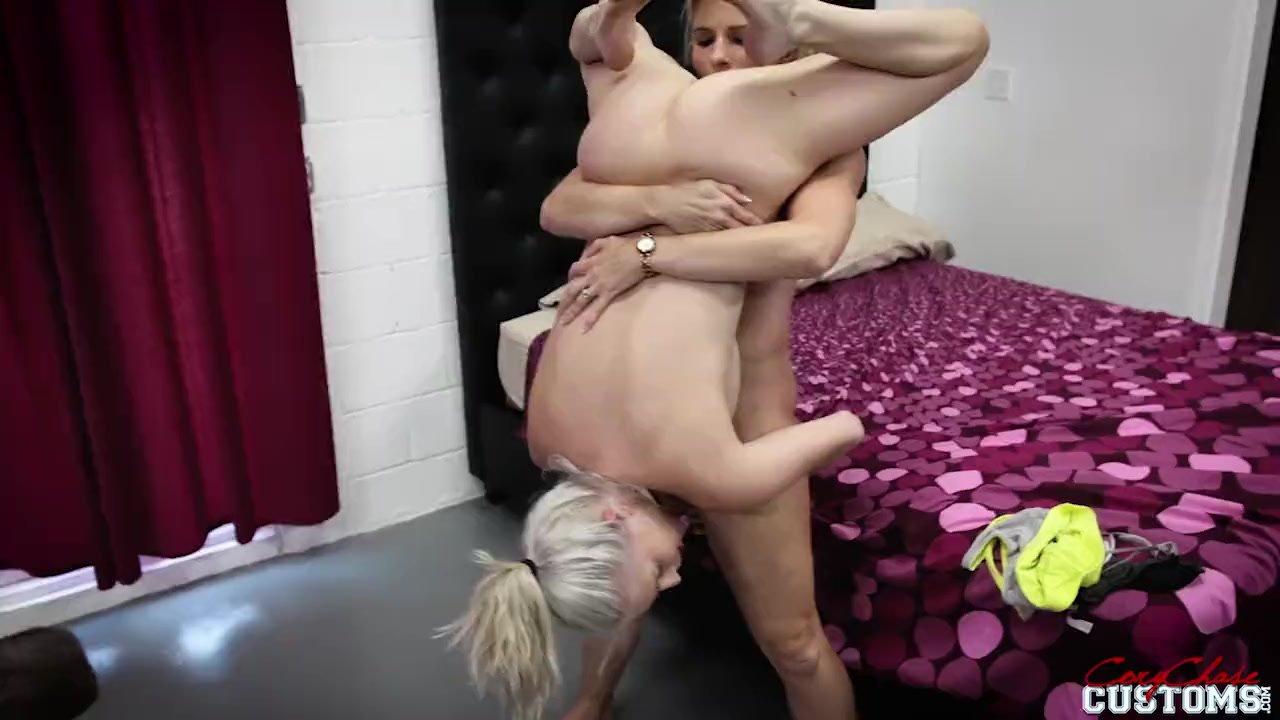 Beauty Dior Lesbian Orgy