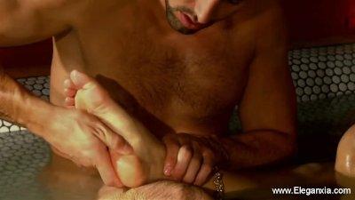 Sweet Lovemaking In Exotic India