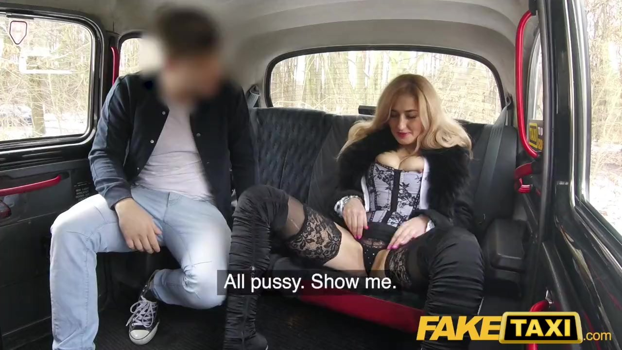Fake Taxi Black British