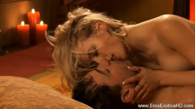 She Gives Oral Pleasure To A Man