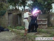 Star Wars The Last Temptation A DP XXX Parody Scene 3 Adriana Chechik,