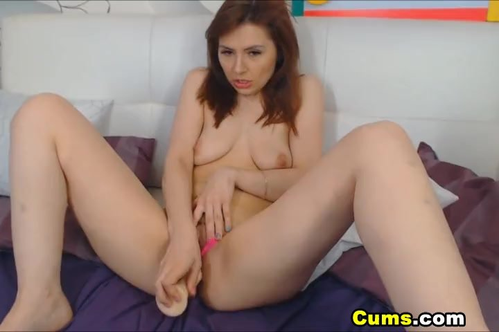 Pretty Teen Plays with Her Tight Hole