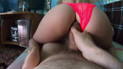 again - trying to stick my dick up her ass - not easy damn it!!!