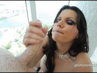Cubana Pornstar Angelina Castro Sucks Ralphs White Cock