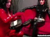 femdom queen rubberdoll fucked by boxed doll nicci tristan!3gp Porn Videos