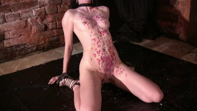 Evildoll in waxplay - part 3 (demo)