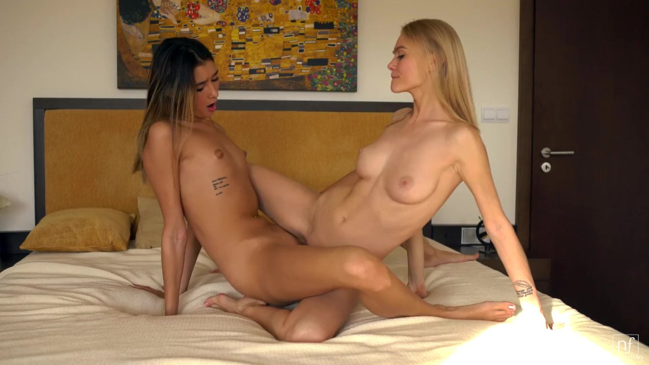 Lesbian Tall Short Domination