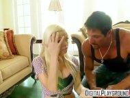 Digital Playground - Jesse Jane & Tommy Gunn - Busty Blonde teen gets train