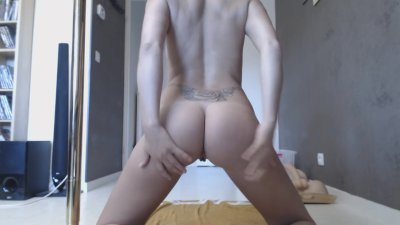 Young brunette slut mom love anal and break her big ass