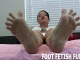 femdom feet worshiping and foot fetish dominationPorn Videos