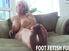 Female Domination For Foot Fetish Freaks