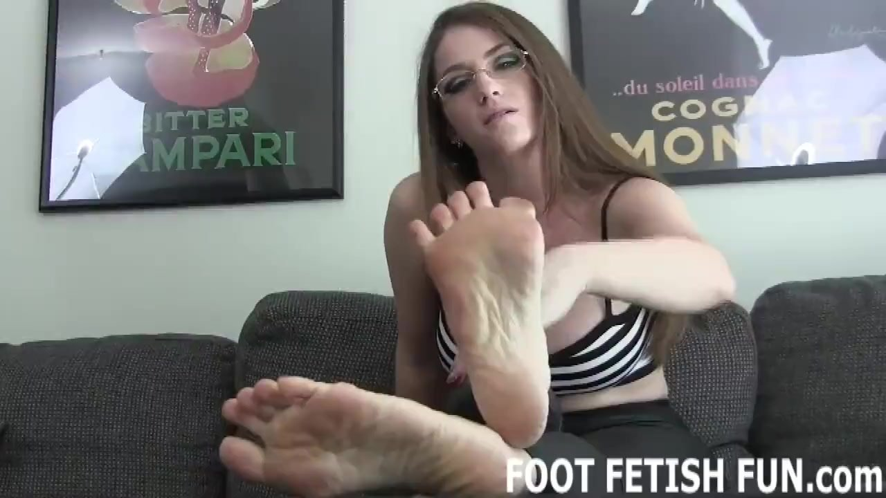 Foot Fetish And Femdom Foot Worshiping Porn