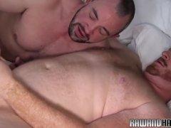 Man sex strap