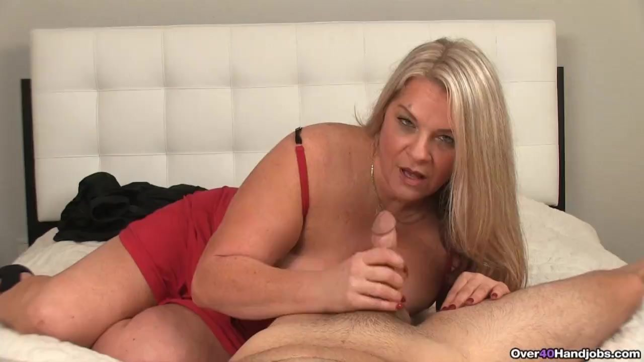 CumHungry Milfs Got A Throbbing Dick In Her Hands