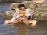 real indian sex in the oceanPorn Videos