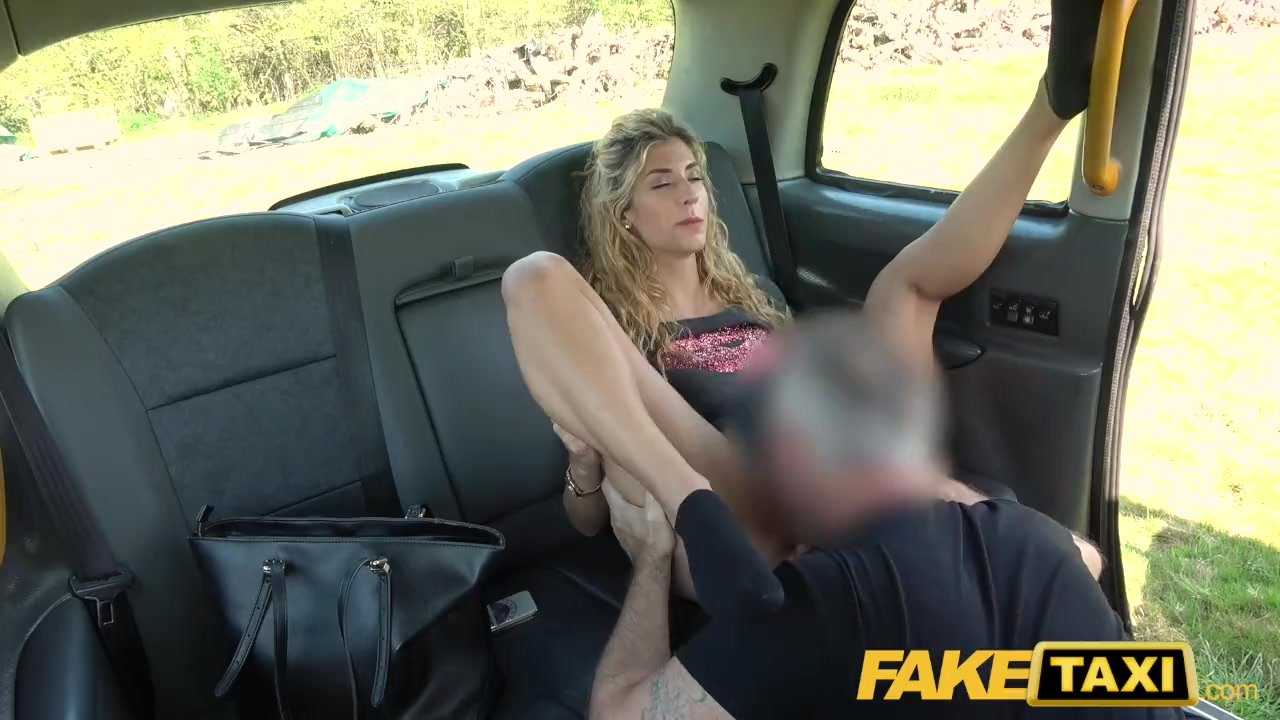 Reality Czech Taxi High Quality Porn Photo