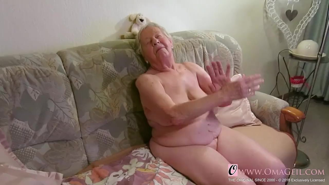 Senior/agnes/grandma nearly omageil years naked
