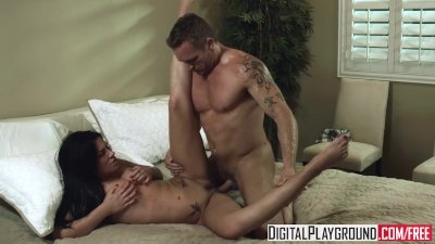 Digital Playground - Andy San Dimas - Trouble At The Slumber Party