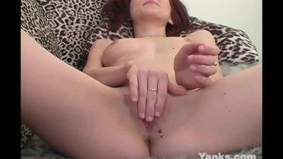 Yanks Cutie Kyran Masturbating