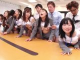 jav huge group sex office party in hd with subtitlesPorn Videos
