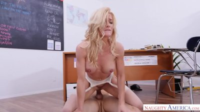 NAUGHTY AMERICA DAYDREAMING ABOUT FUCKING THE TEACHER