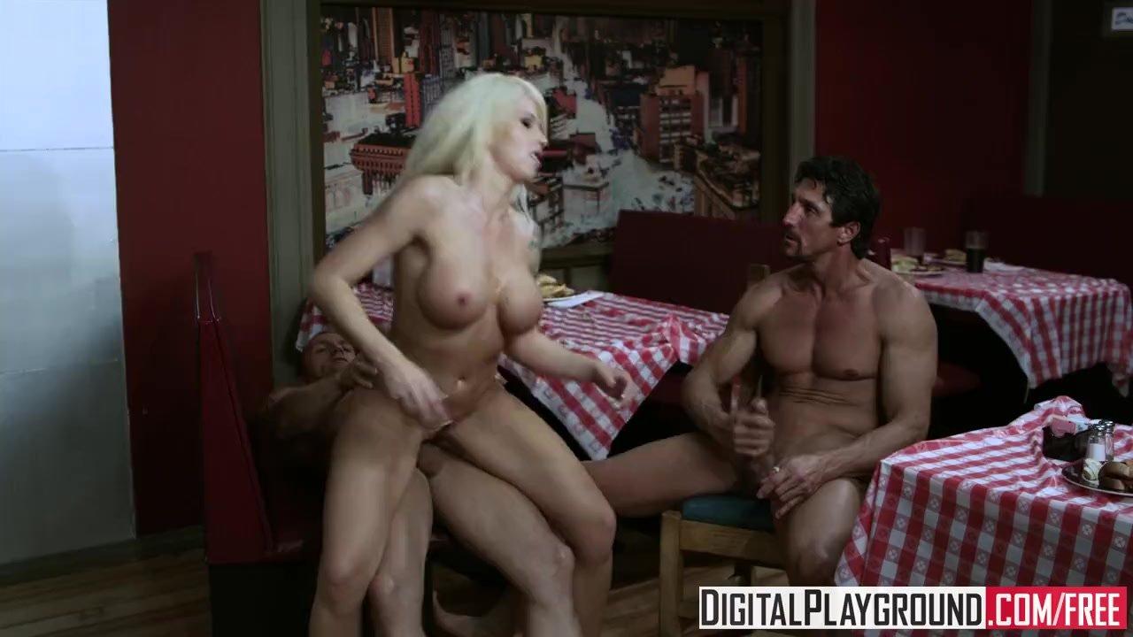Digital Playground – Brooke Haven, Marcus London & Tommy Gunn – Threesome