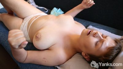 Yanks Joy Cums Quickly and Often