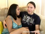 big tit latina fucked by her boyfriend on the couchPorn Videos