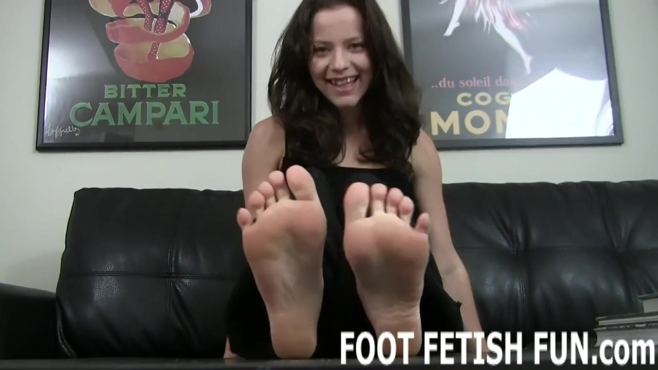 Foot fetish/videos female porn and feet