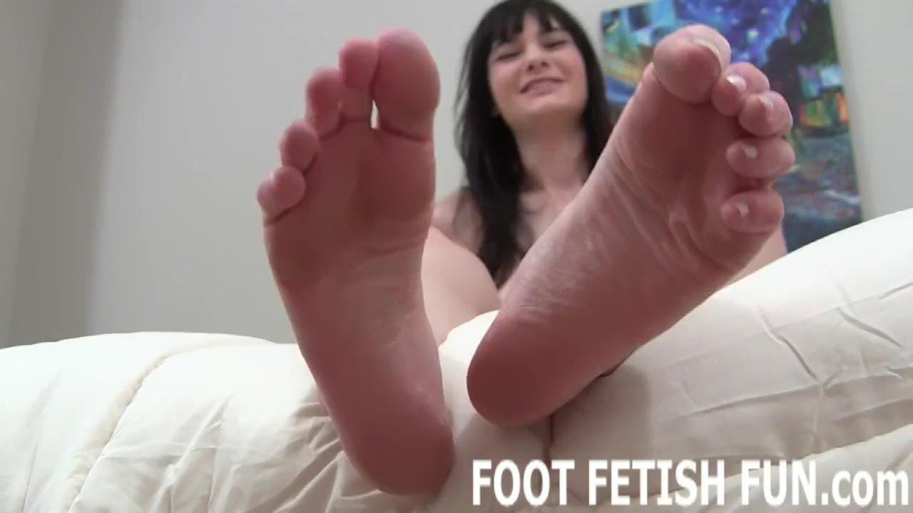 Sock fetish/female domination feet total porn