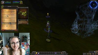 Playing World of Warcraft: Day 1