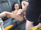 fake taxi petite ebony with big tits works drives cock for cum3gp Porn Videos