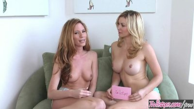 Twistys - Interview with Bree Morgan and Heather Vandeven