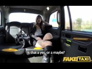 fake taxi busty brunette gets her arse stretched in anal fuckPorn Videos