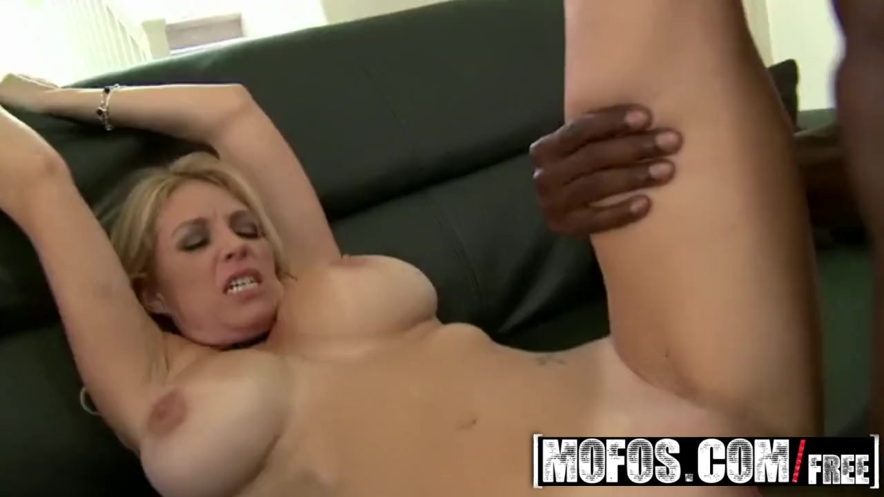 MOFOS - Blonde milf Charlee Chase wants some bbc