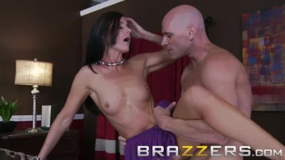 BRAZZERS - India Summer cheats on her husband Johnny Sins