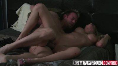 Digital Playground - Riley Steele Gets fucked hard by Erik Everhard