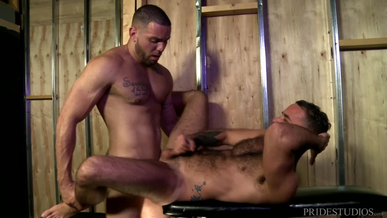 Menover30 Hairy Hunk Daddy Analized By Muscle Latino Jock -8890