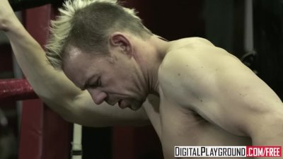 Digital Playground - Jesse Jane & Erik Everhard fuck in the ring
