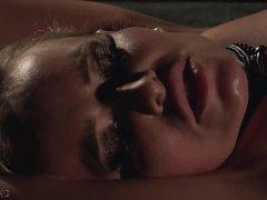 Victoria Pure Tied Up In Sensual Bdsm