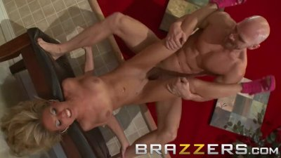 BRAZZERS - Aubrey Addams has a different plan for her first date