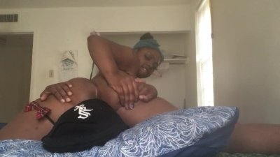 Drowning In My Wet Tight Pussy! Raw Footage!