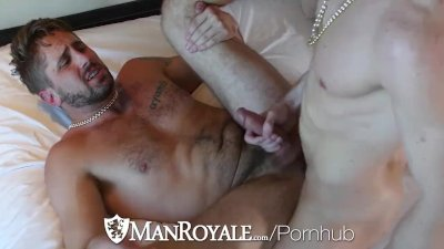 ManRoyale New Years Eve Rough Fuck