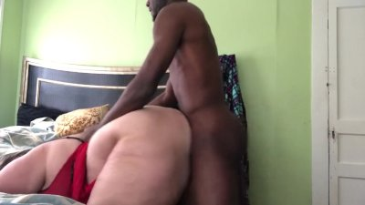 Bbw getting pounded on Christmas