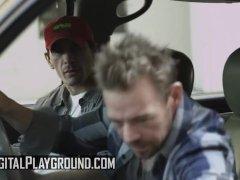 Digital Playground - Bad Girl Charley Chase Deepthroats Some Inmate Cock
