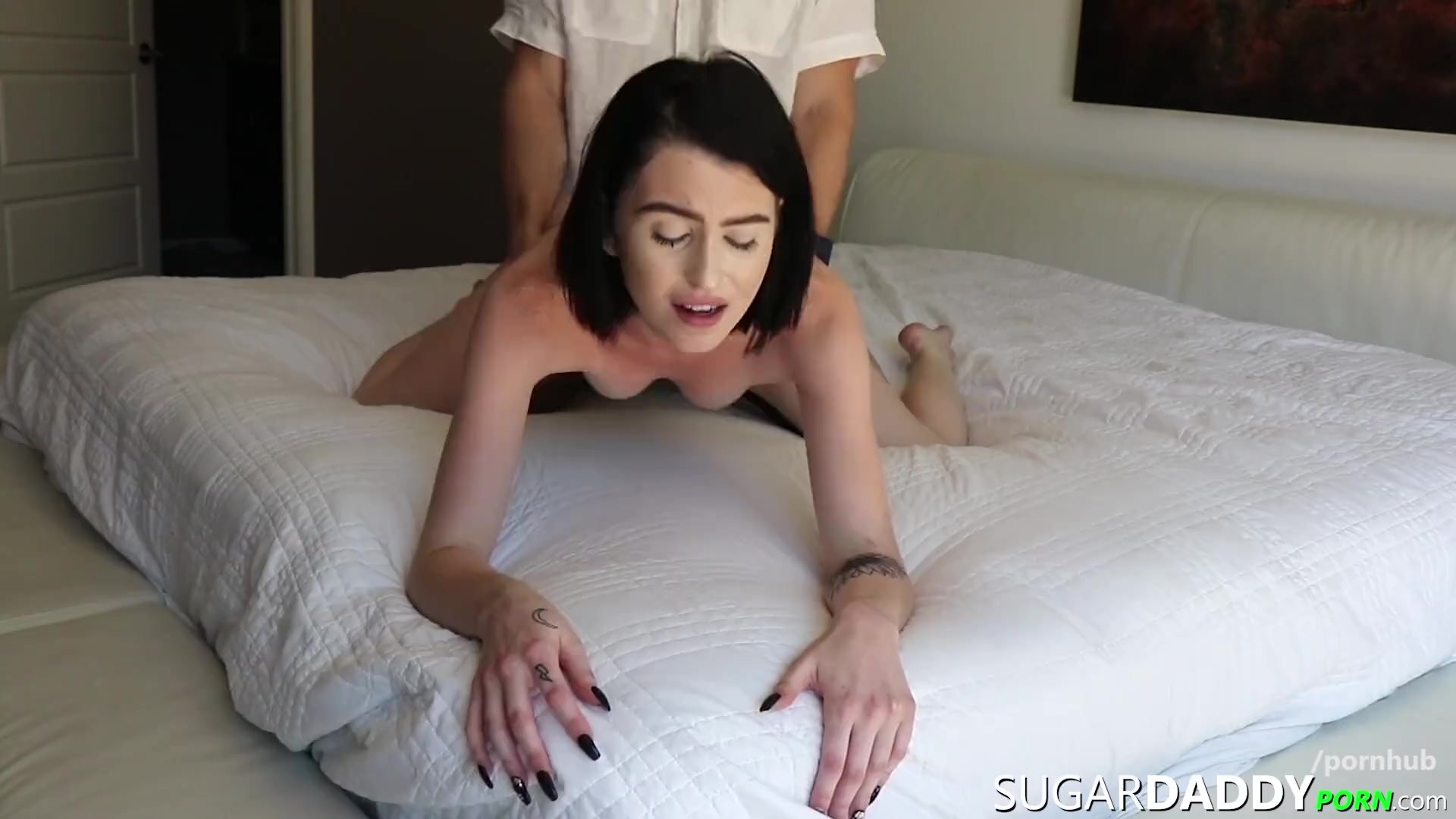 REAL STORY. 18yo Teen Fucks SugarDaddy To Pay For REAL BF Vacation
