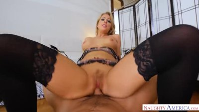 Zoey Monroe is your horny wife AND your horny stripper