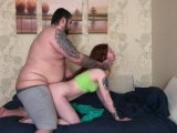 rough sex with redhead on st patrick's dayPorn Videos