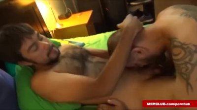 Str8 Dudes Fucking Faggots.