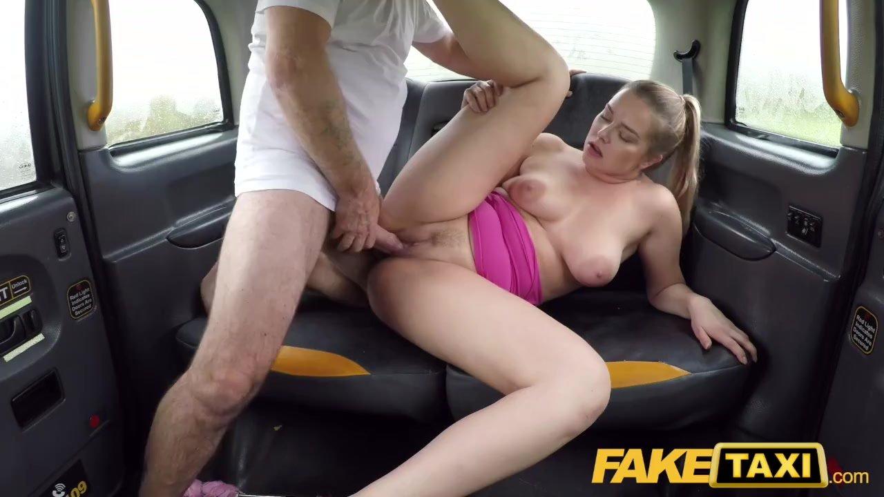 Fake Taxi Black Creampie